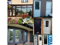 Veka Upvc Doors & Windows Fully Fitted From £390 No Deposit Jobs