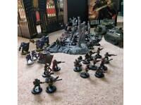 Warhammer astra militarium/ imperial guard 755 point army