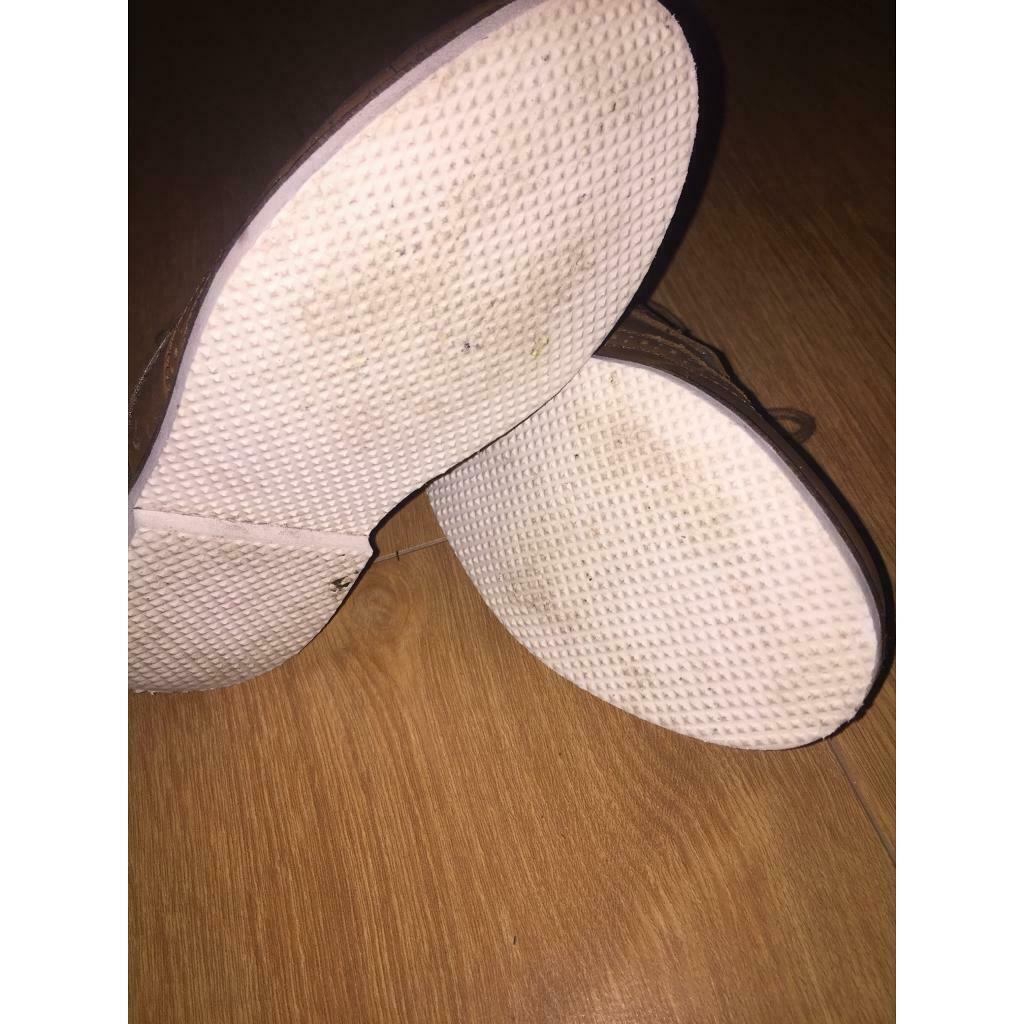 Adidas trainers & sliders size 6 (infants) | in Whyteleafe, Surrey | Gumtree