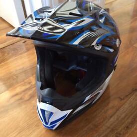 Kids Motocross Motorbike helmet