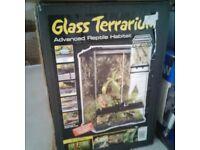 Terrarium Exo terra 30x30x45