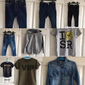 Boys Clothes size 3-4years