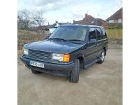 Range Rover 2.5 Diesel Auto 2000