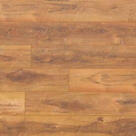 Laminate Flooring ALPINA FLOOR Imperial AC5 12mm *Lee Valley Oak*