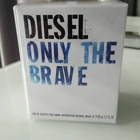 New sealed diesel 50ml edt aftershave