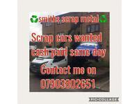 ♻️smiths scrap metal♻️