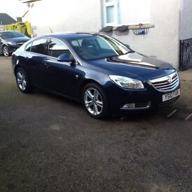 "10 PLATE VAUXHALL INSIGNIA 1.8 SRI 18""ALLOYS 5DR 56000MILES £4500"