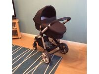 iCANDY PRAM & PUSHCHAIR COMBINATION