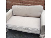 Machine washable double sofa bed ikea fair condition