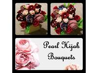 Custom made Hijab bouquets for sale