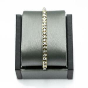 2.20 CT. DIAMOND BRACLET IN 10K GOLD