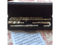 """Flute: Student model SMS Academy """"Scholarship"""" series"""