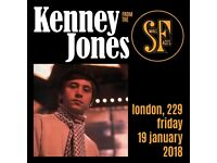 2 x tickets for Kenney Jones plus Special Guests @ 229, London
