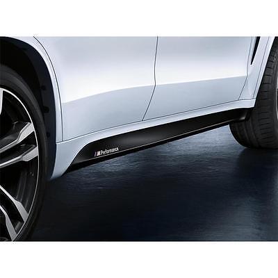 Genuine BMW M Performance F15 X5 Rocker Panel Decals Film 2014-2017