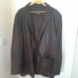 Men's leather jacket Lakeland 46 Fine Leather It is in very good condition