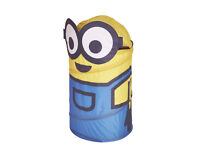 Despicable Me Minions Pop Up Toy Storage Bin - Brand new boxed