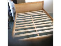 double bed delivery available