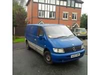 Mercedes Vito Diesel Van