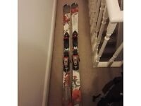 Rossignol Women's All Mountain Skis with ski bag