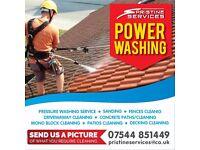 Power Washing (Jet Washing)