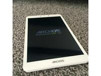 "ARCHOS 80c Xenon 8"" 3G Tablet 16GB Android 5.1 Quad-Core 1.3 GHz Silver"