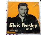 Elvis Rock and Roll no.2 Hmv&Rca versions