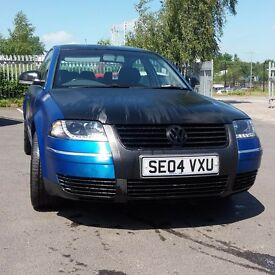 vw passat 1.9 tdi highlite