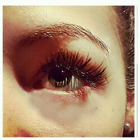 Mink Eyelash Extensions, PROMOTION £ 45.00 for a FULL SET OF TOP QUALITY LASHES