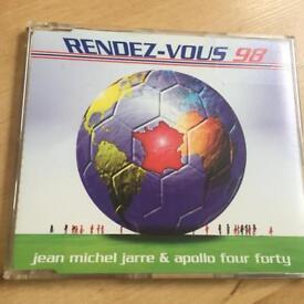Jean Michel Jarre : Rendezvous CD Single