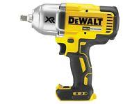 New DeWalt DCF899HN 18v XR Brushless 1/2in Hog Ring High Torque Impact Wrench Bare