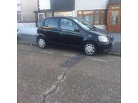 Toyota Yaris 1.0 manual low miles current lady owner