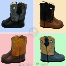 JuniorCowboy baby boot western