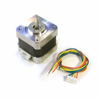 Nema 17 Stepper Motor 57 Oz-in 350mm Cable 3d Printer Extruder Cnc Mill Router