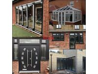 PREMIUM WINDOWS & DOORS DOUBLE GLAZING BI-FOLDING/FRENCH DOORS & MUCH MORE AT THE BEST PRICES!! NGUK