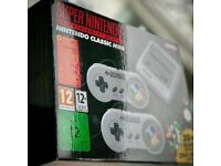 snes mini - Super Nintendo Entertainment System Nintendo Classic Mini - NEW
