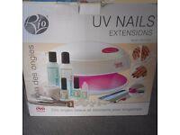 UV Nails Manicure Set for Sale