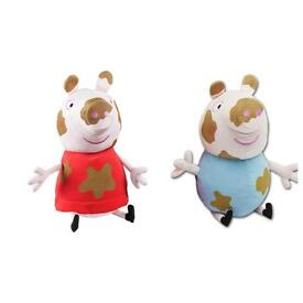 Peppa & George Pig. 22inch Brand New with tags