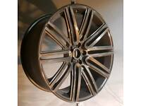 Mobile alloy wheel refurbs supplying the villages