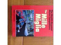 The Mille Miglia book by Mike Lawrence