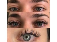 Eyelash extension , Waxing , Massages, Facials