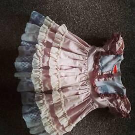 La marquista real LMR Spanish dress age 3