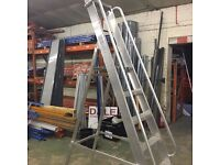 Aluminium Folding Step Ladders