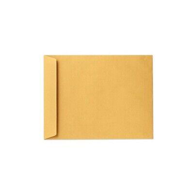 13 X 17 Large Open End Manila Shipping Envelopes Brown Kraft No Glue 50 Pack