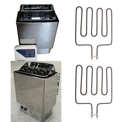 2pcs 2000W Sauna Unit Heating Element for SCA Sauna Heater Spa Stove Spas