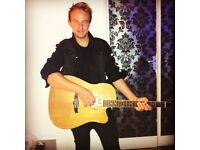 Solo Guitar/Vocalist for Parties, Bars, Pubs, Hotels, Events, Corporate