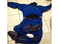 Torrent dry suit