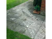 450x450 concrete paving slabs