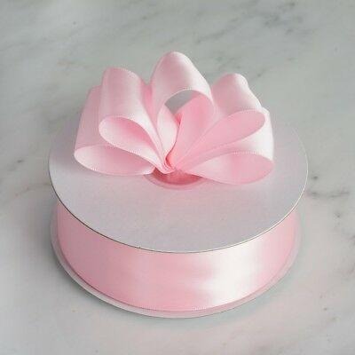 DOUBLE- SIDED SATIN RIBBON 1.5