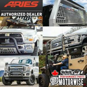 Aries Jepp & Truck Accessories | Ready to Ship at Motorwise.ca | Free Shipping In Canada