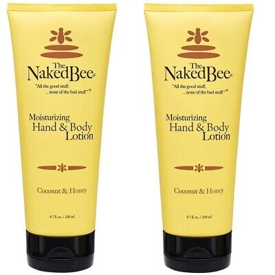 The Naked Bee Coconut & Honey Lotion 6.7 oz. - 2 Pack